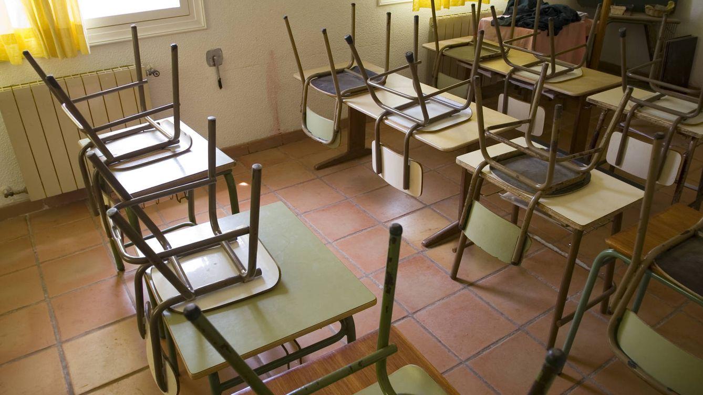 Foto: La disposición del aula jugaba un papel importante en la educación de los estudiantes. (iStock)