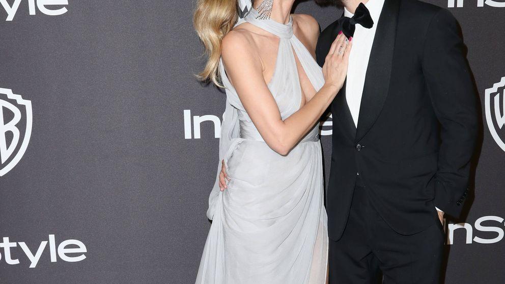 """""""¡Fue como un espectáculo erótico!"""": Antonio Banderas contra Heidi Klum"""