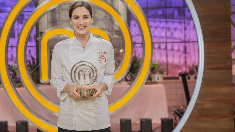 Tamara Falcó, ganadora de 'MasterChef Celebrity 4'. (TVE)