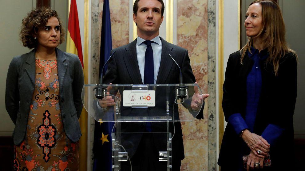 Siga en directo a Pablo Casado tras la convocatoria de elecciones generales el 28 de abril