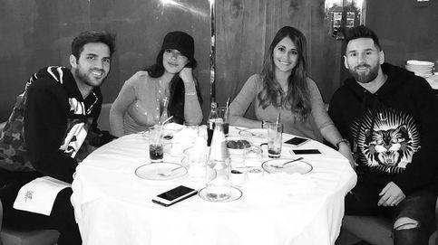 Las mujeres de Cesc y Messi reafirman su 'ruptura' con Shakira