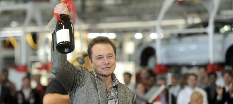 Foto: El mes dorado de Elon Musk