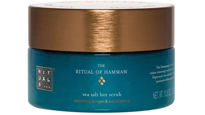 The Ritual Of Hamman Hot Scrub de Rituals.