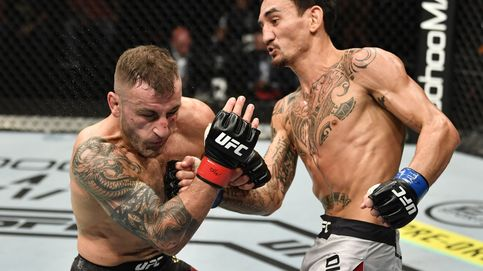 UFC Fight Island 7: Max Holloway destruye a Calvin Kattar y exige luchar por el título