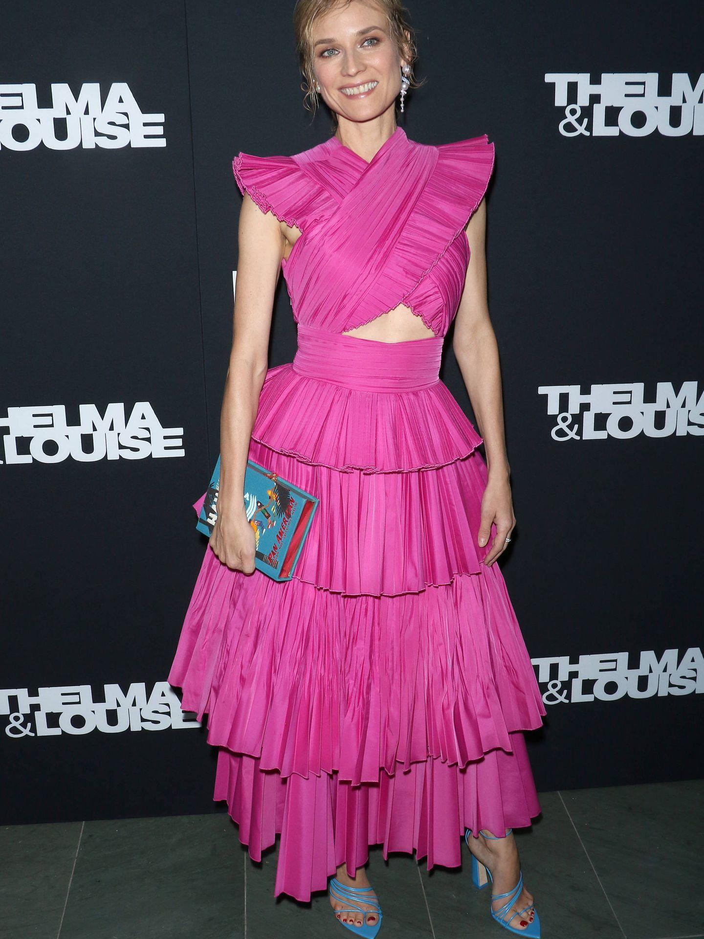Diane Kruger. (Getty)