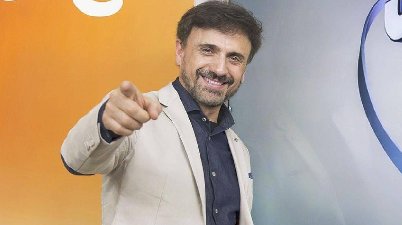 José Mota, en la presentación de 'Hoy no, mañana'. (TVE)