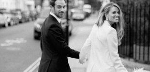 Post de Carlota Casiraghi: las fotos de la boda de su primer gran amor y la fortuna de su mujer