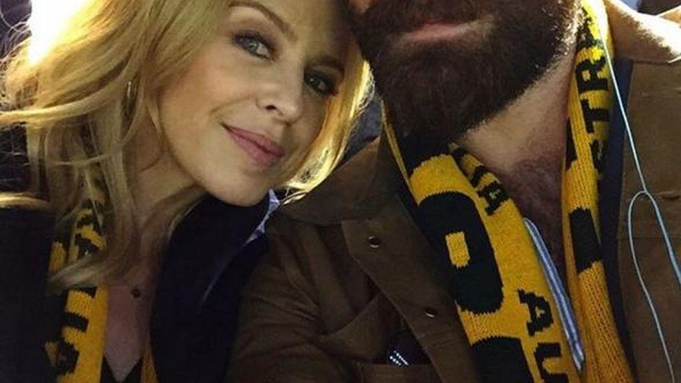 La gran boda griega (y secreta) de Kylie Minogue y Joshua Sasse