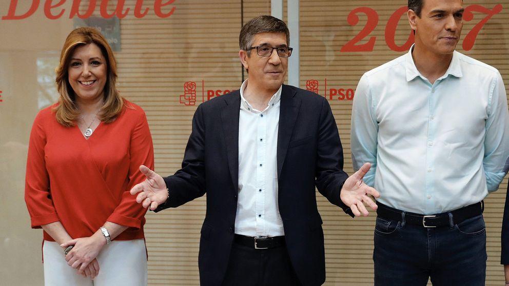 Verdades y mentiras pronunciadas en el único debate de las primarias del PSOE
