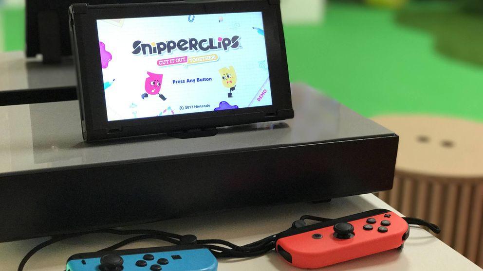 Probamos la nueva consola de Nintendo: esto es justo lo que estábamos esperando
