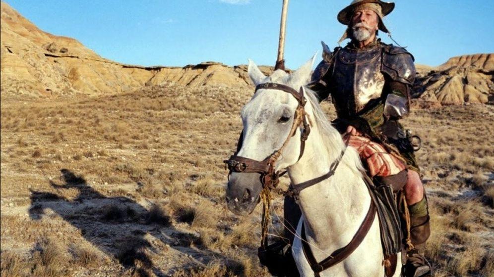 Foto: 'El hombre que mató a Don Quijote', de Terry Gilliam. (2017)