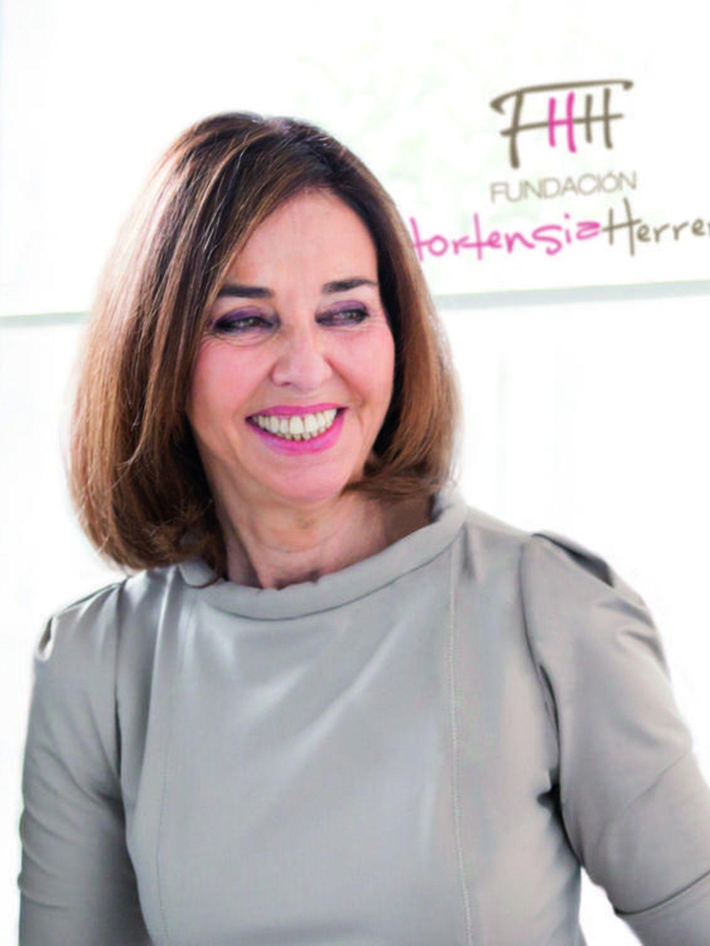 Hortensia Herrero.