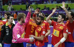 Pérez de Vargas y Dujshebaev sellan el primer puesto de grupo