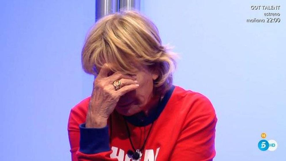 Mila Ximénez pierde los nervios tras el dardo envenenado de Hugo Castejón