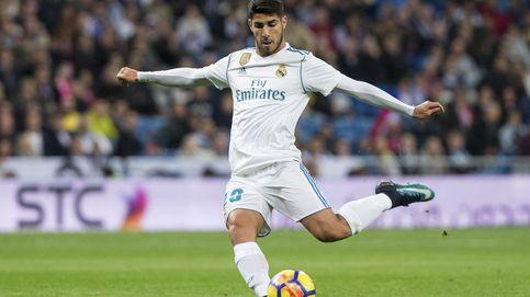 La odisea de Marco Asensio para derribar a los intocables de Zidane