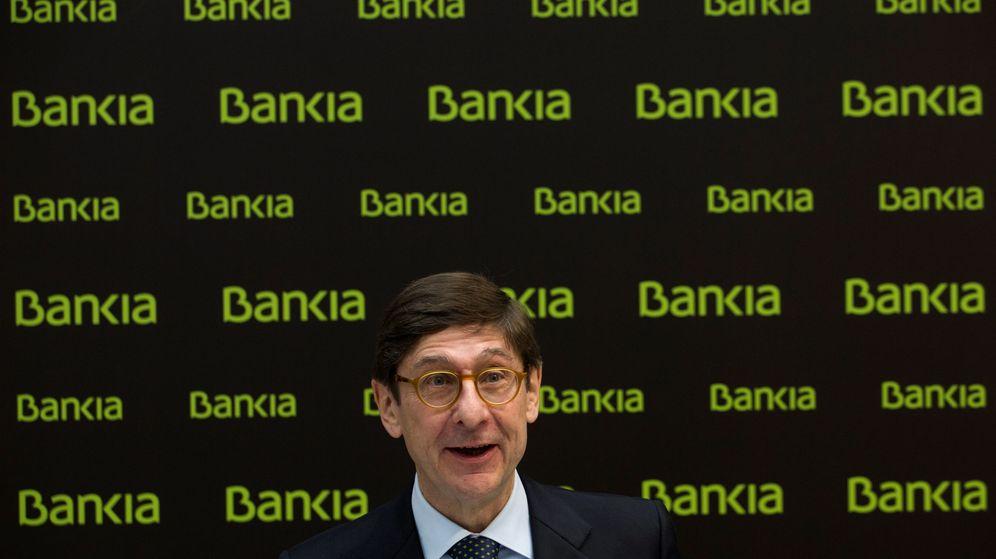 Foto: El presidente de Bankia, Jose Ignacio Goirigolzarri . (Reuters)