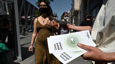 Una manifestación para ampliar Madrid Central cortará la Gran Vía este domingo