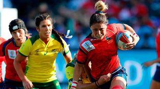 El rugby femenino no existe: otro hito de la Selección española
