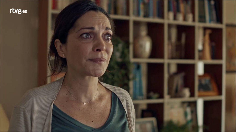 Cristina Plazas, brillante en 'Estoy vivo'. (TVE)