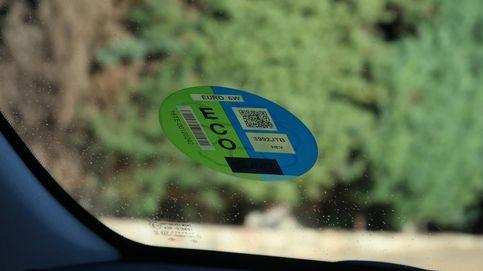Guía rápida de la etiqueta que debes poner en tu coche (si vives en Madrid)