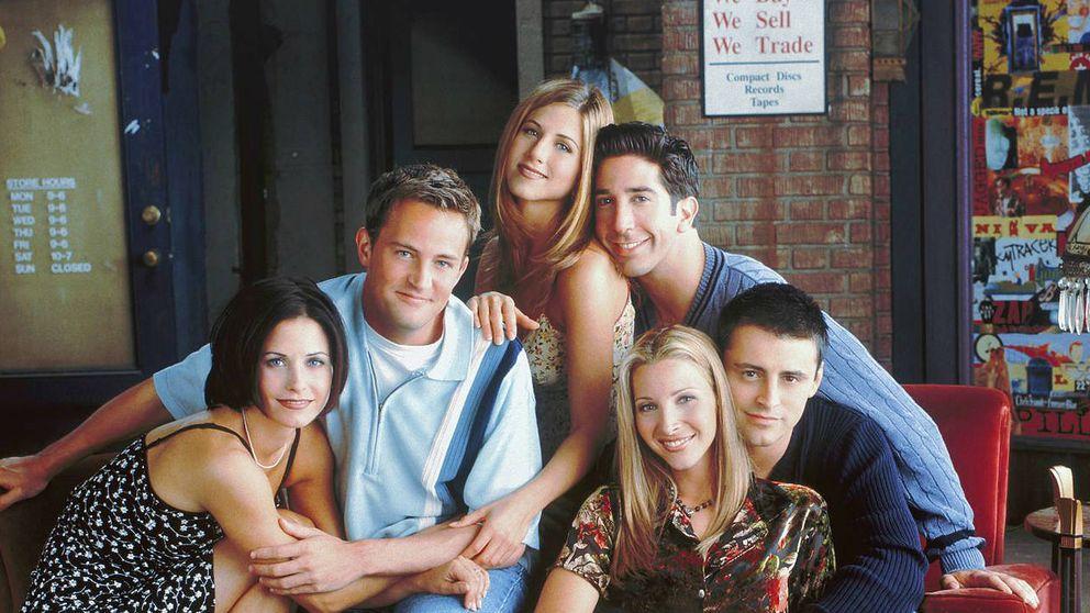 El estudio definitivo que desvela quién era el protagonista de 'Friends'