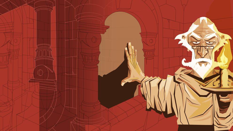 Una abadía repleta de misterios