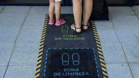 Las escuelas infantiles abren en Madrid