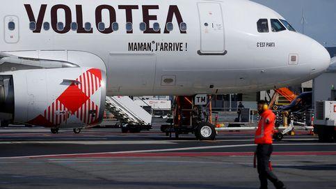 Volotea suspende su actividad y presenta un ERTE para toda su plantilla