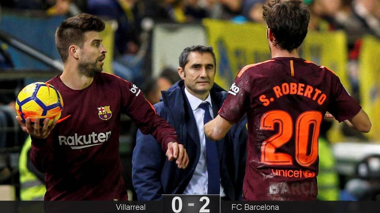 Las buenas maneras de Valverde no dan buen juego, pero sí eficacia y resultados