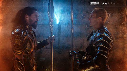 'Aquaman': guerra civil (chapucera) en alta mar