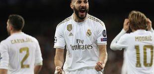 Post de El insólito caso de Benzema en el Real Madrid y su millonaria renovación