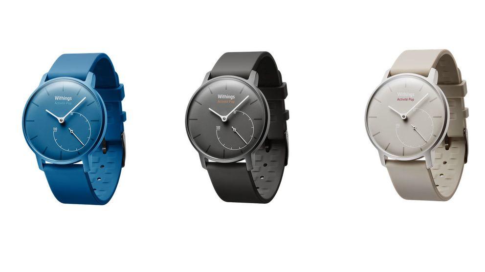 Un wearable que parece un reloj