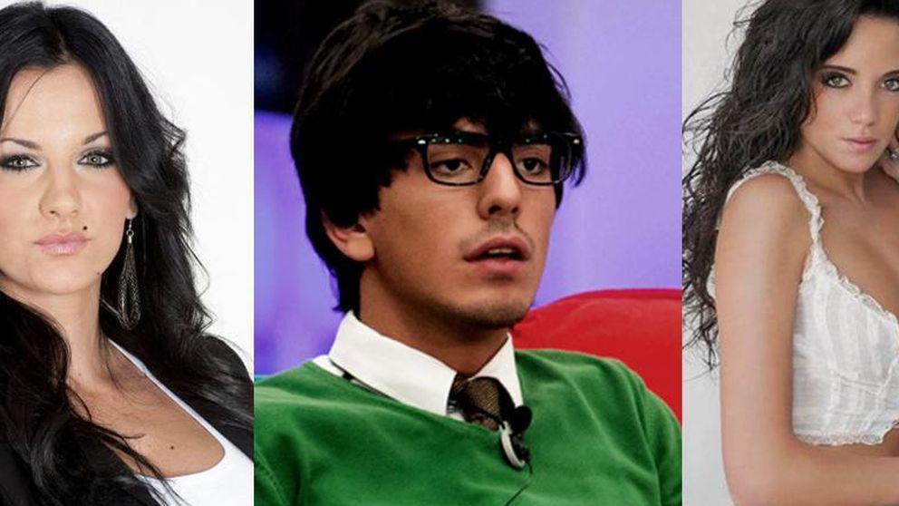Laura Campos, Dani Santos y Samira, aspirantes a concursantes de 'GH VIP'