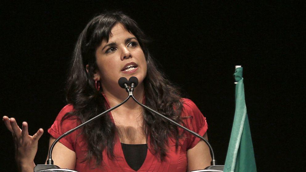 Teresa Rodríguez fulminó a una afín a Errejón en plena pugna interna