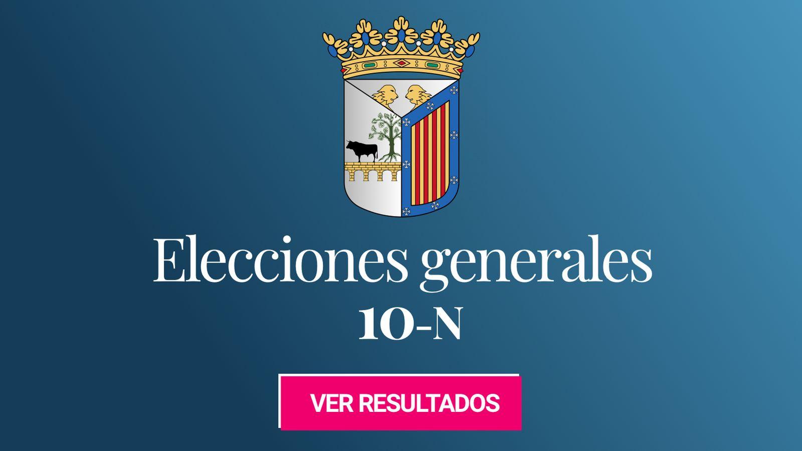 Foto: Elecciones generales 2019 en Salamanca. (C.C./EC)