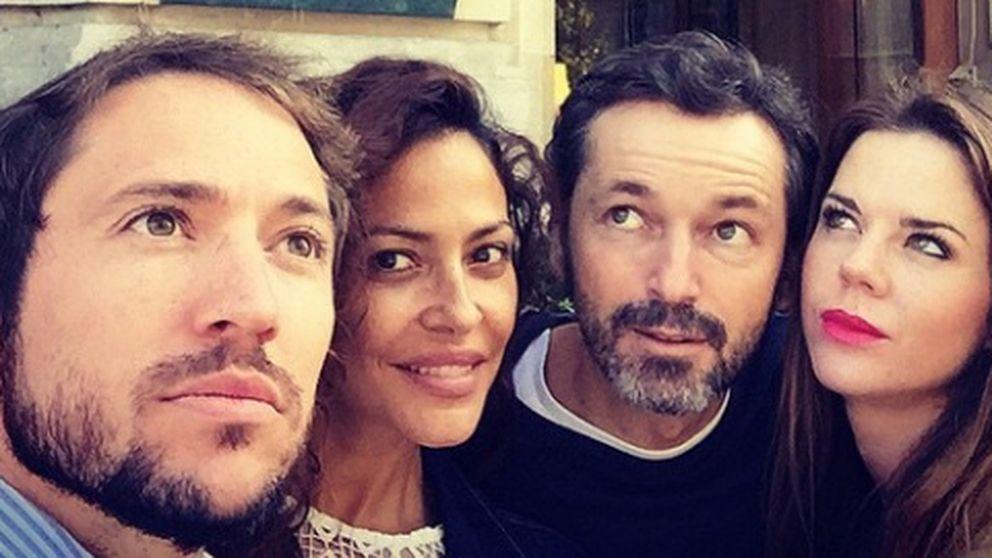 El fin de semana parisino de Amelia Bono y Paula Echevarría