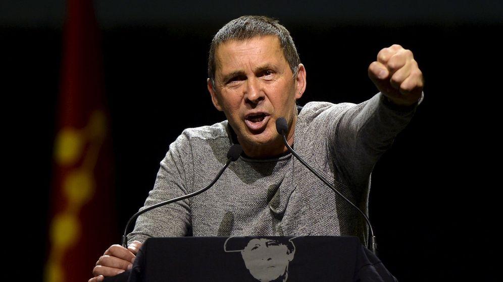 Foto: El secretario general de Sortu, Arnaldo Otegi, en una imagen de archivo. (Reuters)