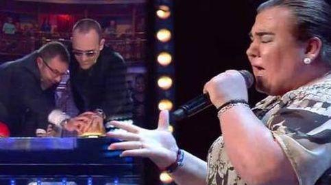 Gabi, pase de oro de 'Got Talent' pese a marcarse un Rosa de España