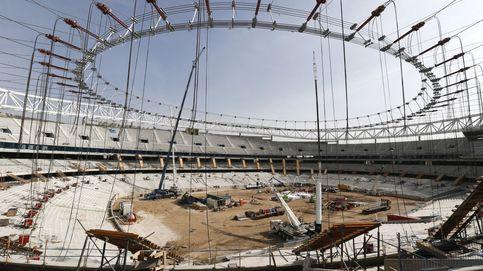 Carmena exprime al Atleti: pagará 65 millones ('cash' y obras) por la Peineta