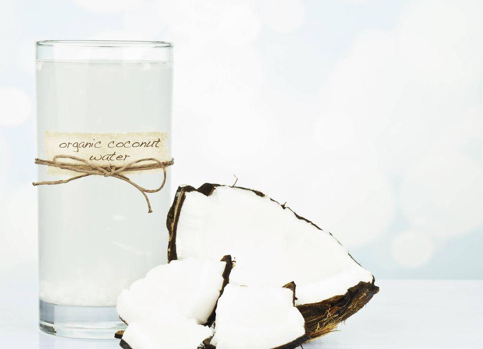 Foto: Agua de coco, ¿tan buena para la salud?
