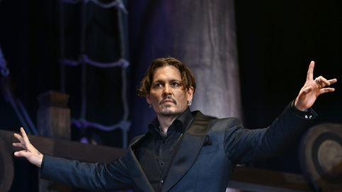 La última de Johnny Depp: denunciado por golpear a un compañero de rodaje