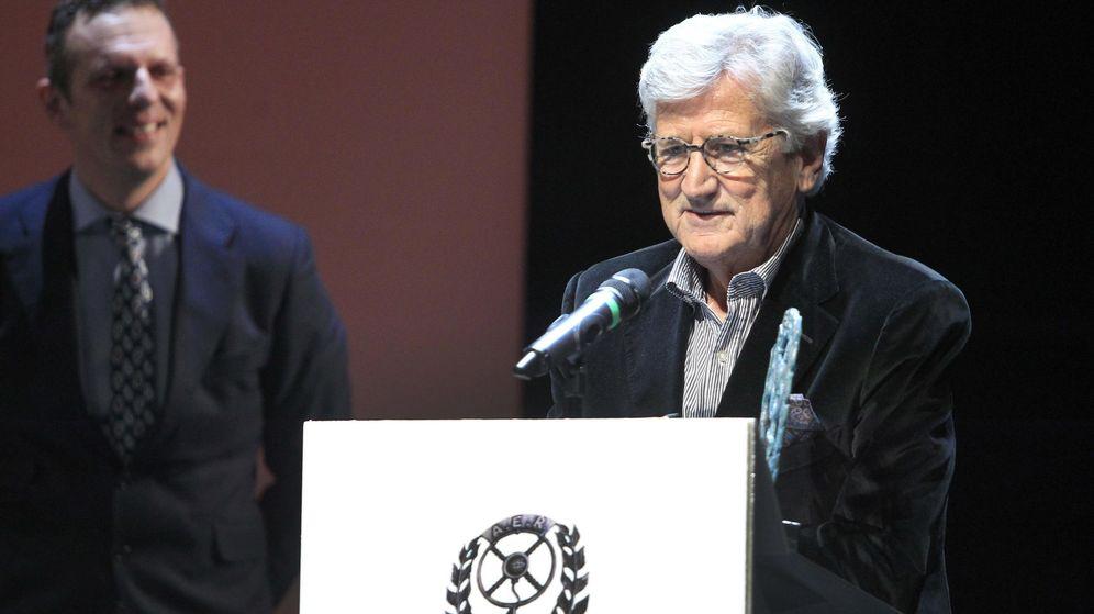 Foto: El periodista Pepe Domingo Castaño, en una imagen de archivo. (EFE)