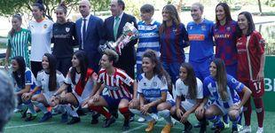 Post de El 'notición' solo era propaganda: las futbolistas, rehenes del veto a Mediapro