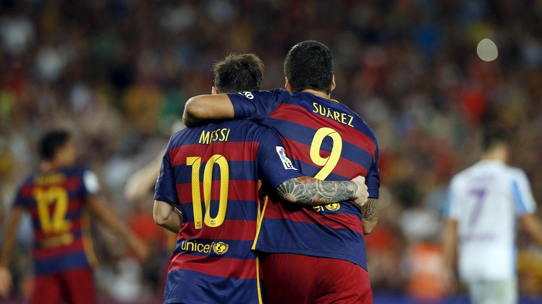 Luis Suárez, el 'gordo' que se puso a la cola de los admiradores de Messi