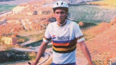 Miguel Morrás, el sucesor de Induráin que cambió el ciclismo por Lehman Brothers