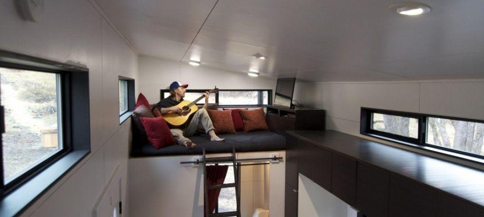 Viviendo en una casa sobre ruedas fotogaler as de vivienda - Casas con ruedas ...