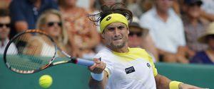 Foto: El poder emergente de Ferrer se pone a prueba en el Abierto de Australia