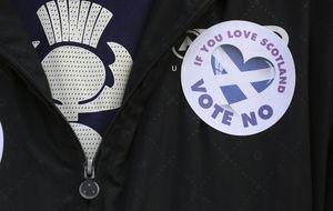 Las encuestas de la independencia escocesa predicen un ajustado no
