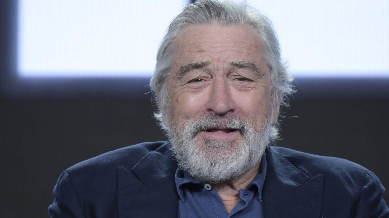 """Robert De Niro en Marbella: """"Si veo a Trump en mis restaurantes, salgo corriendo"""""""