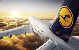 Las aerolíneas siguen sufriendo tras el 'profit warning' de Lufthansa